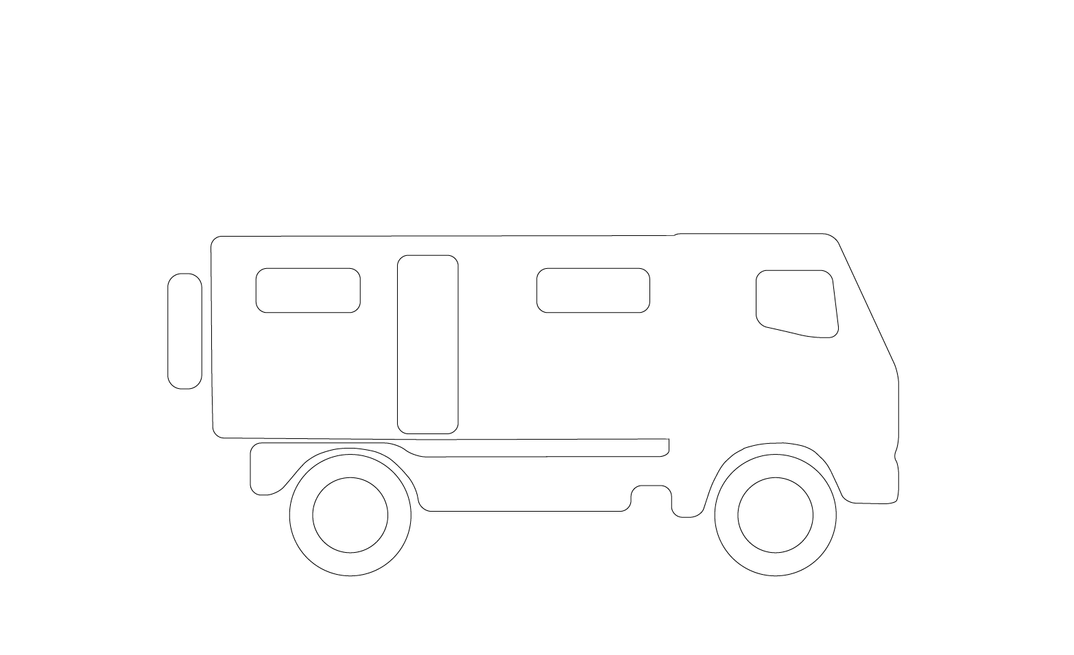 Monovolume icon