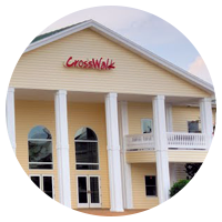 CrossWalk Church's Norge Location Building in Williamsburg, VA