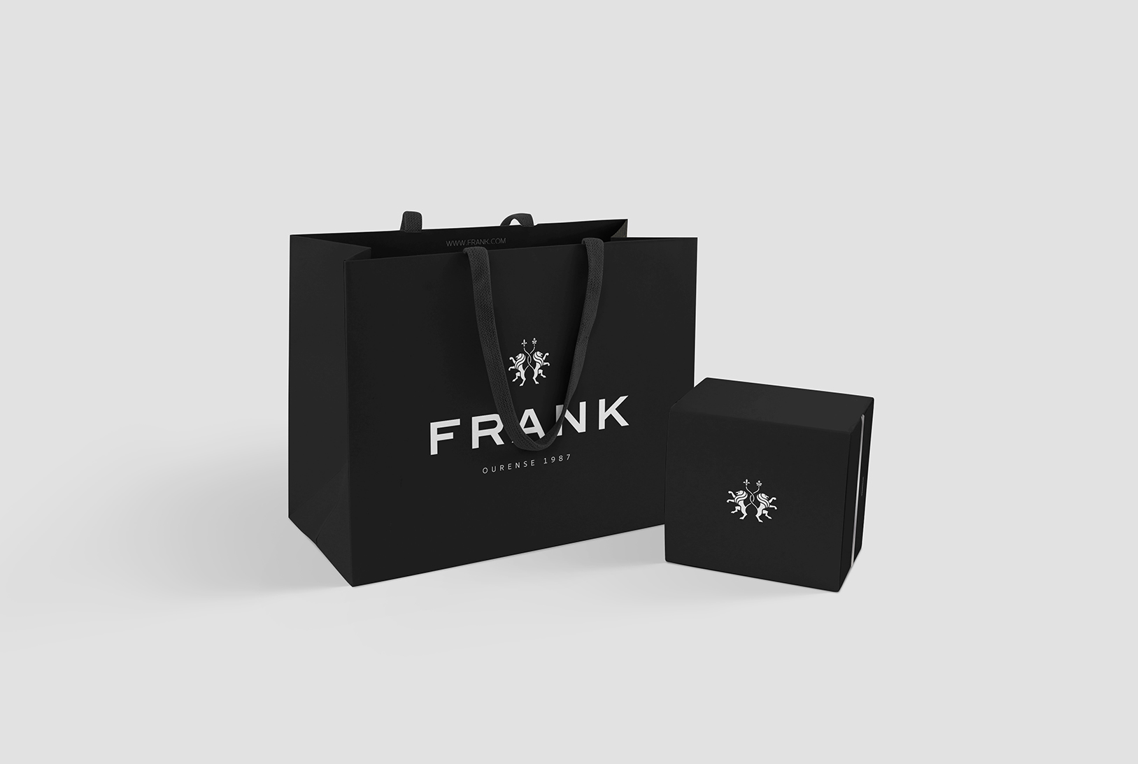 Frank Packaging Bolsa Caja
