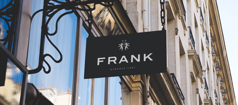 Frank Tienda Rótulo