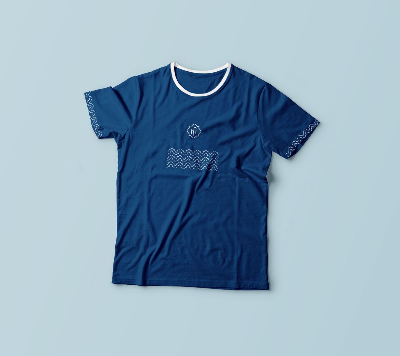 Camiseta Nova Fronteira