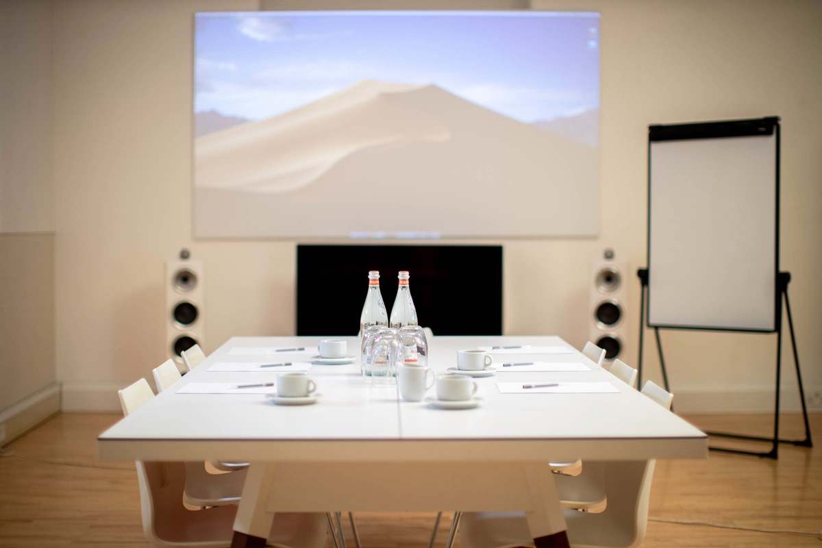 Meeting Space at UP Studios