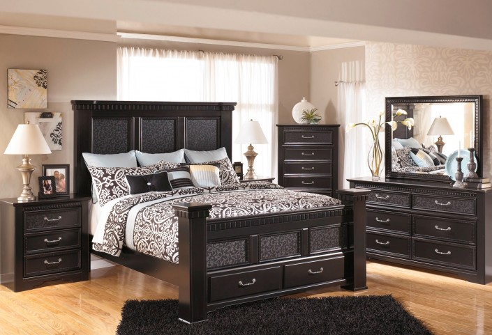 Special furniture deals in sterling va - Ashley wilkes bedroom collection ...