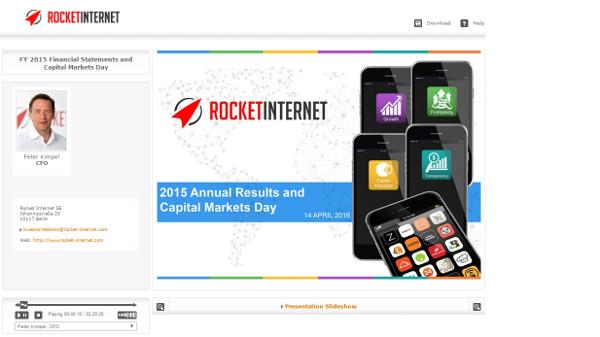 Rocket Internet SE (EN)