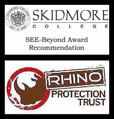 Skidmore College and Rhino Trust