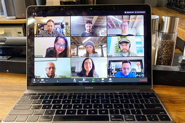 How PS Members Are Staying Connected While Working Remotely