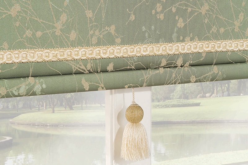 Roller Blinds Collina Lily Pad