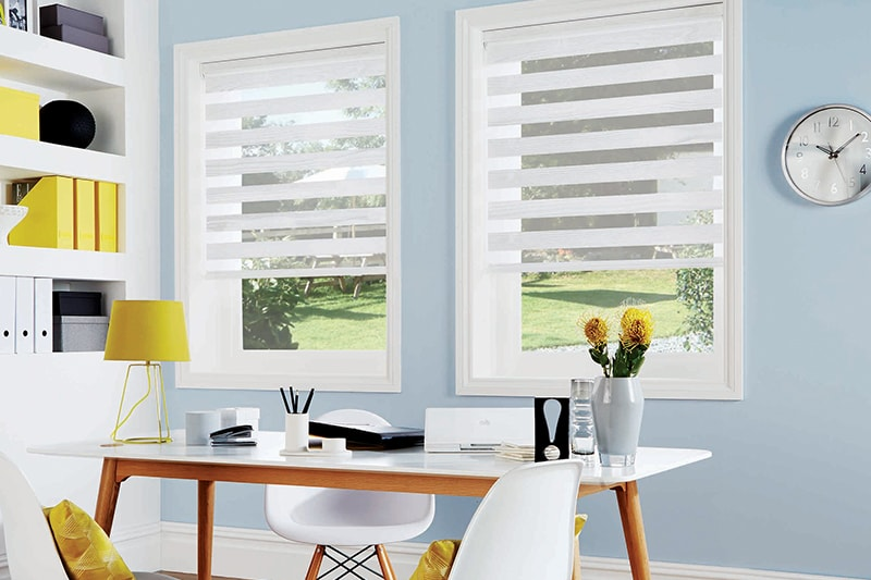 Vision Blinds Tuscany White