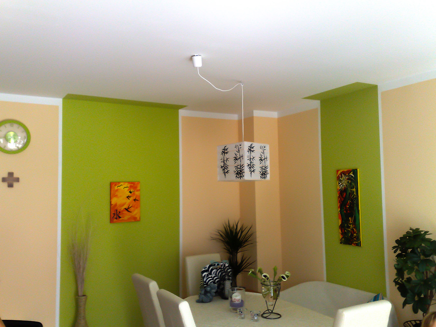 Innenraumgestaltung Malerei Renner Aschbach Markt