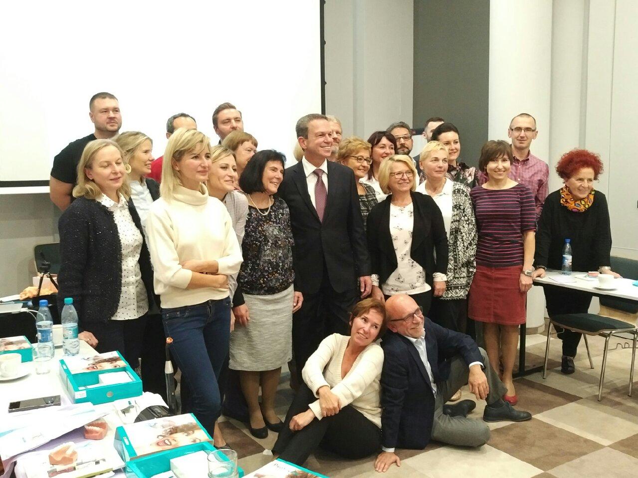 ProVeneer Hands On Seminar, Poland