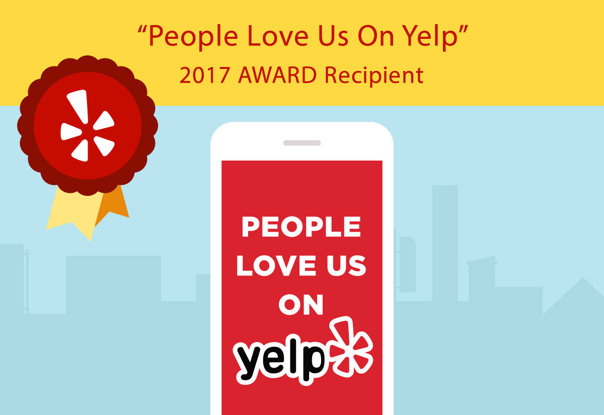 Please leave us a yelp review