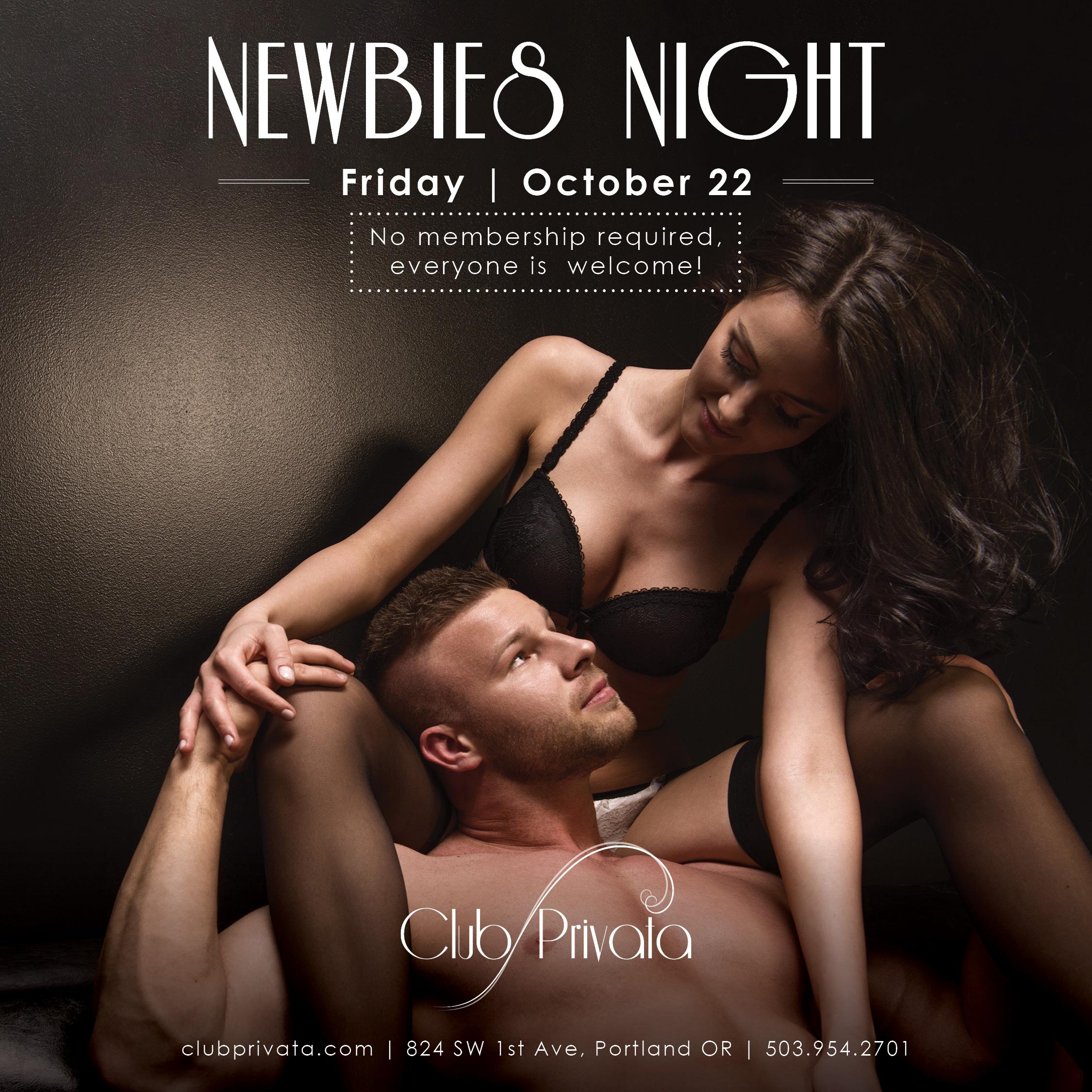 Sexy Stiletto Night at Club Privata