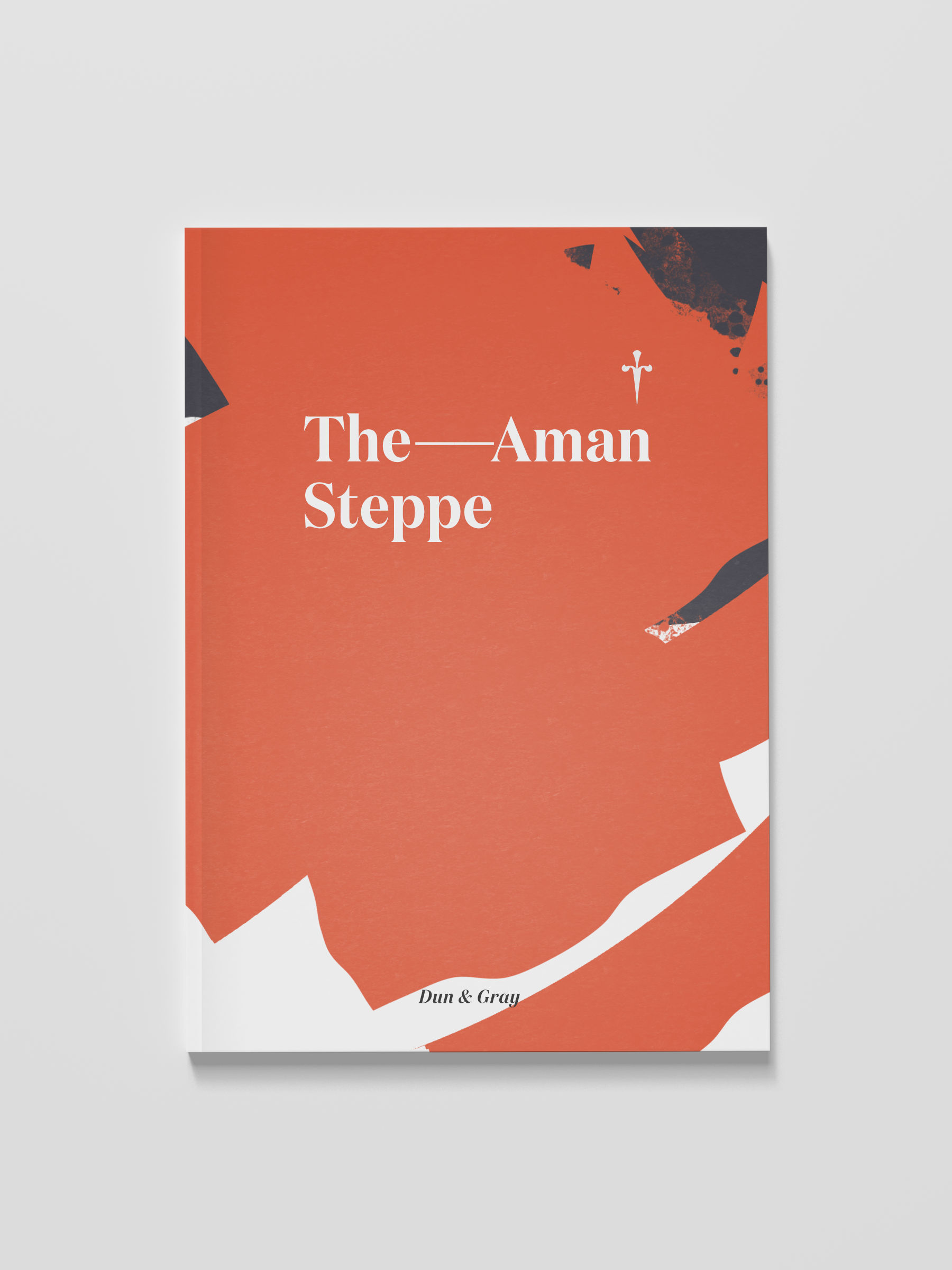 The Aman Steppe Cover III