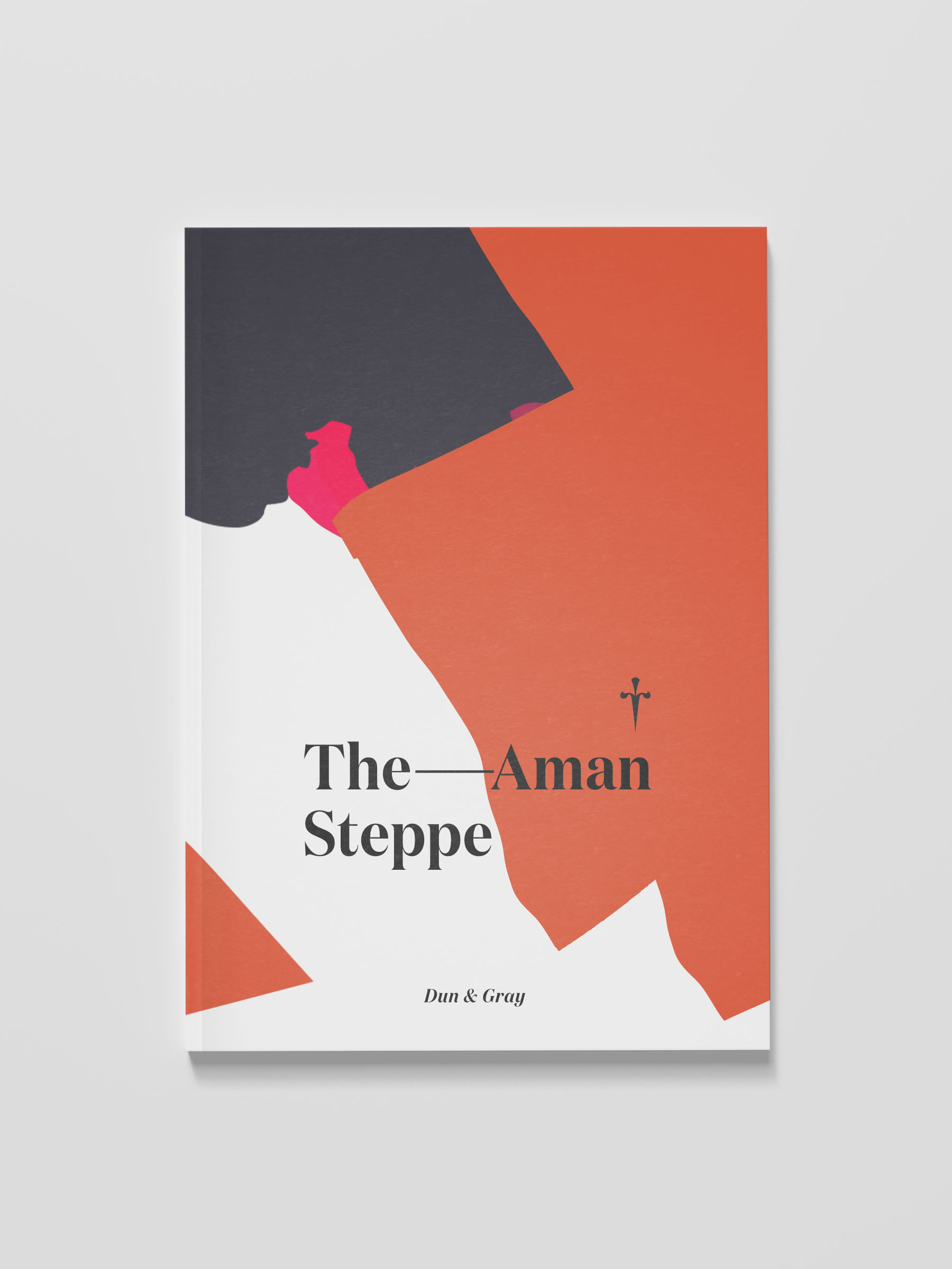 The Aman Steppe Cover I