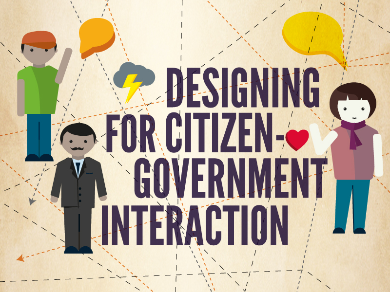 Citizen-government interaction