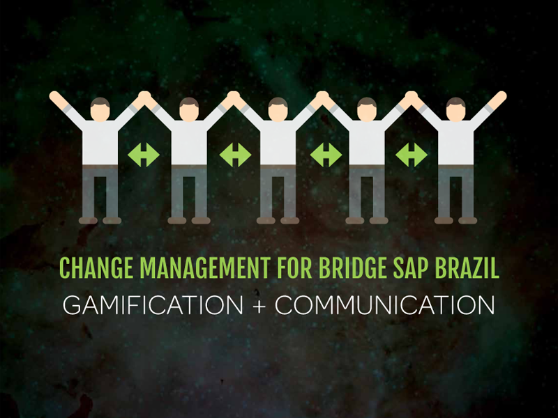 Gamification for Change Management