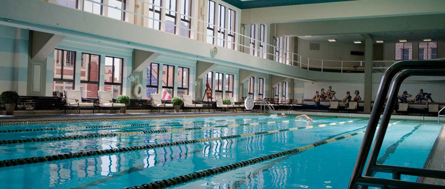 swimming at los angeles athletic club