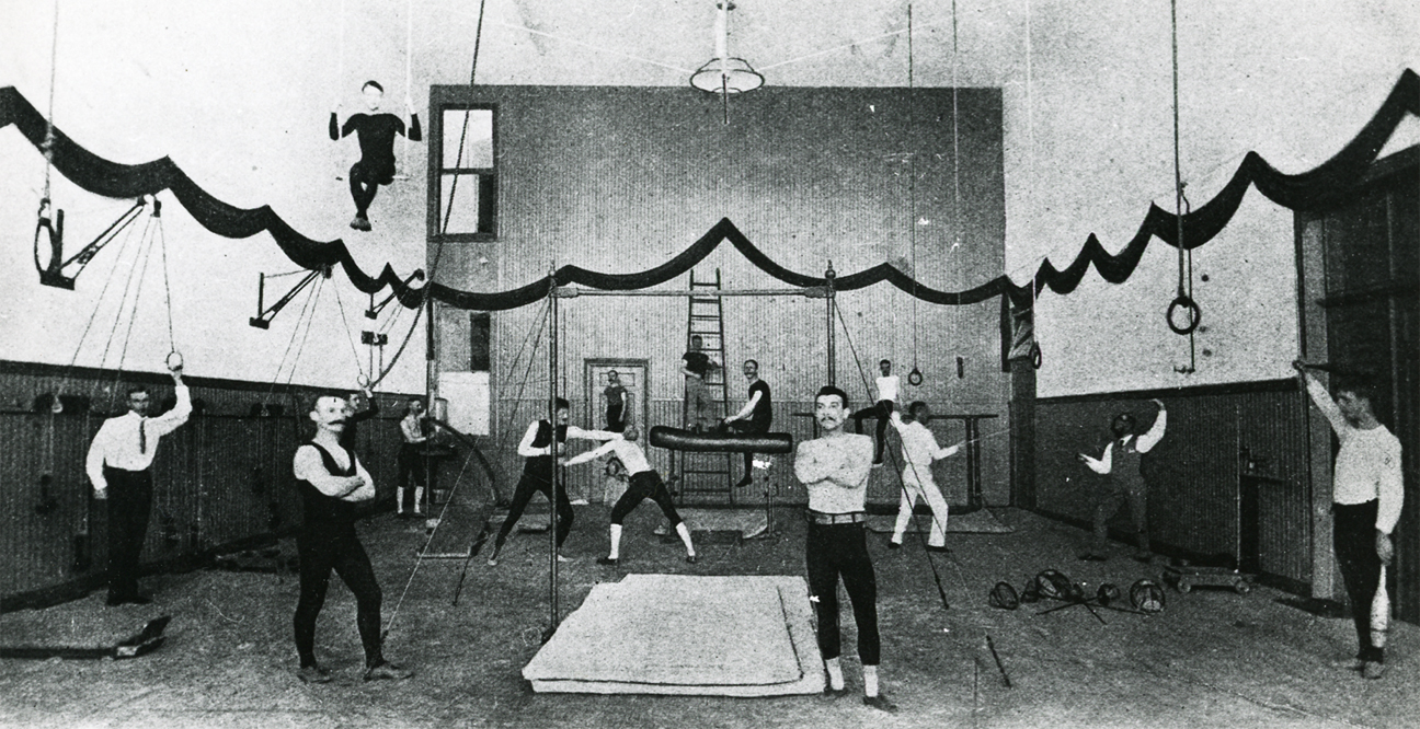 members at the los angeles athletic club
