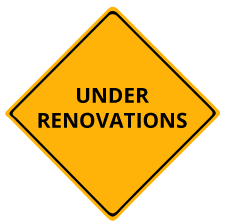 under renovations