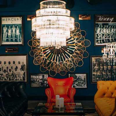 Los Angeles Athletic Club Blue Room