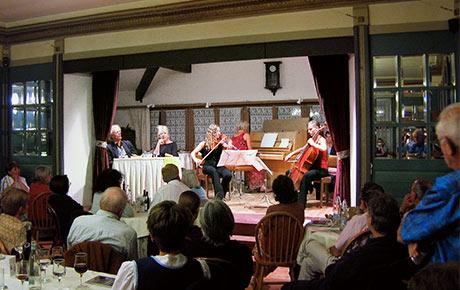 Concerto nel Centro La Cascata