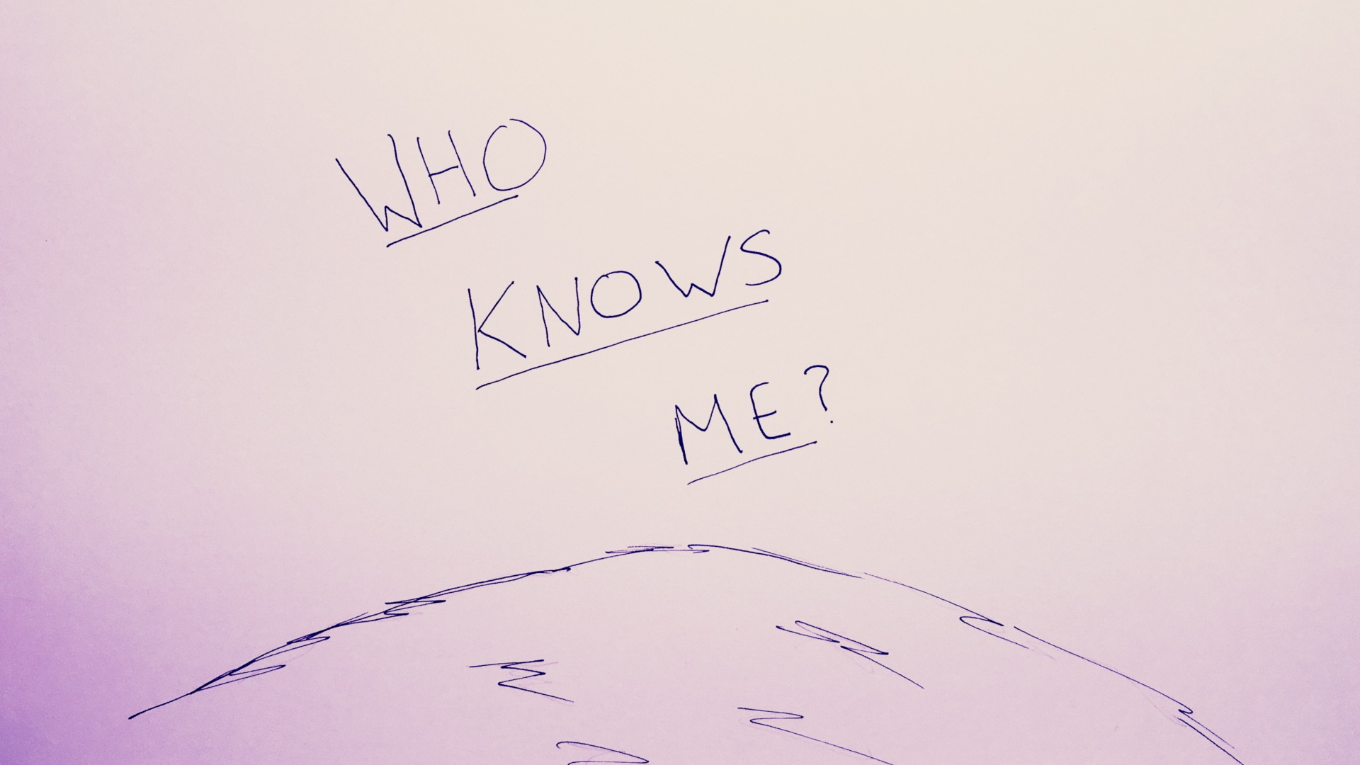 Who Knows Me?