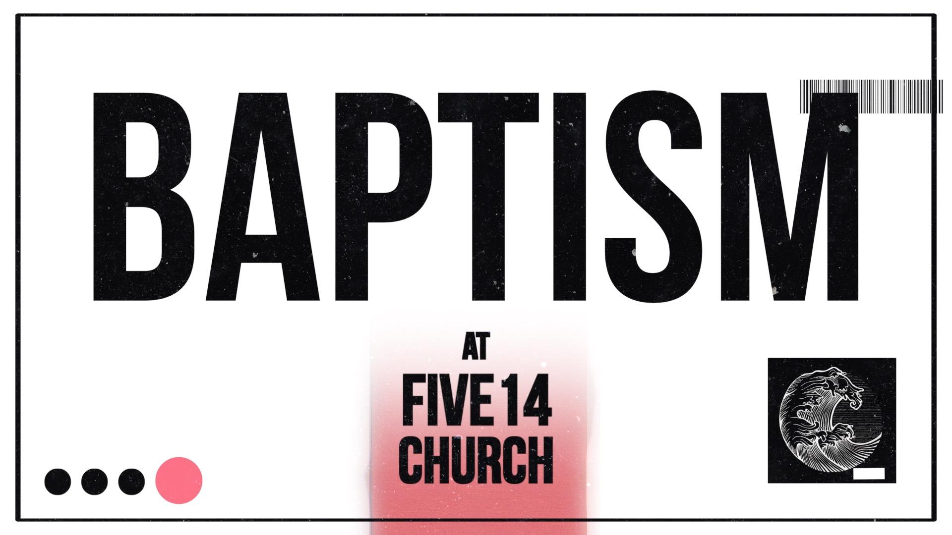 Baptism Sunday 3/31/19