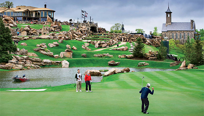 PGA Legends of Golf Tournament Returns to Branson Area in 2019