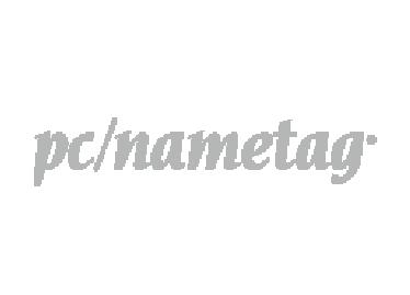 pc/nametag client logo
