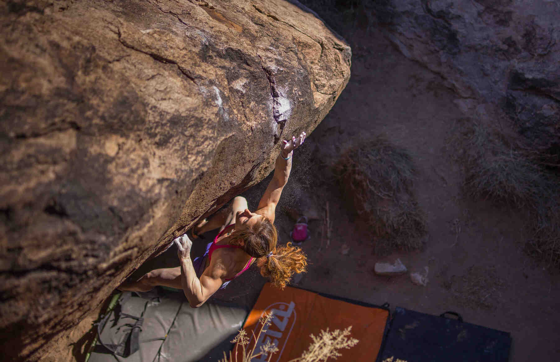 Alex Puccio - FrictionLabs Rock Climbing Chalk Pro Athlete