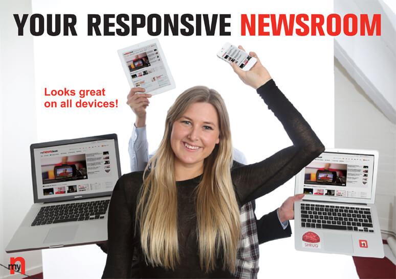 Mynewsdesk brochure