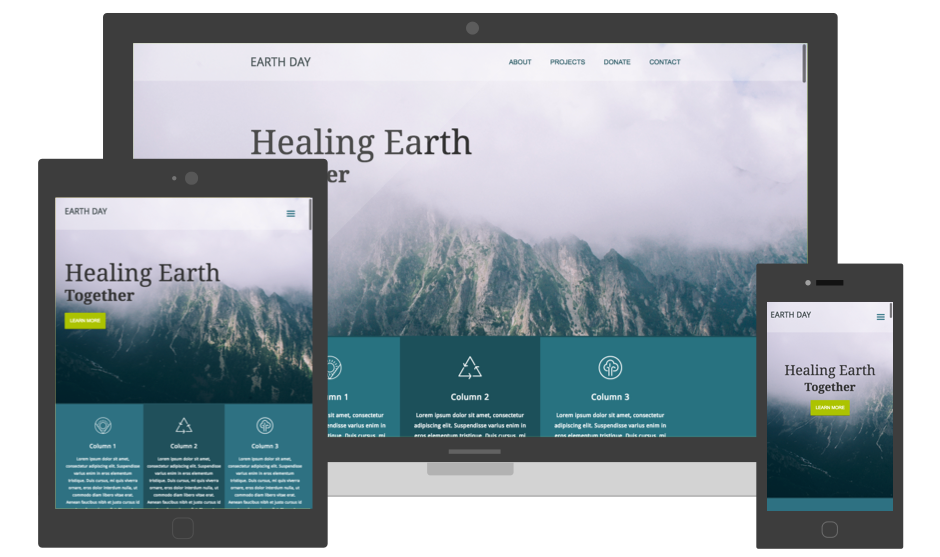Healing Earth Project Photo