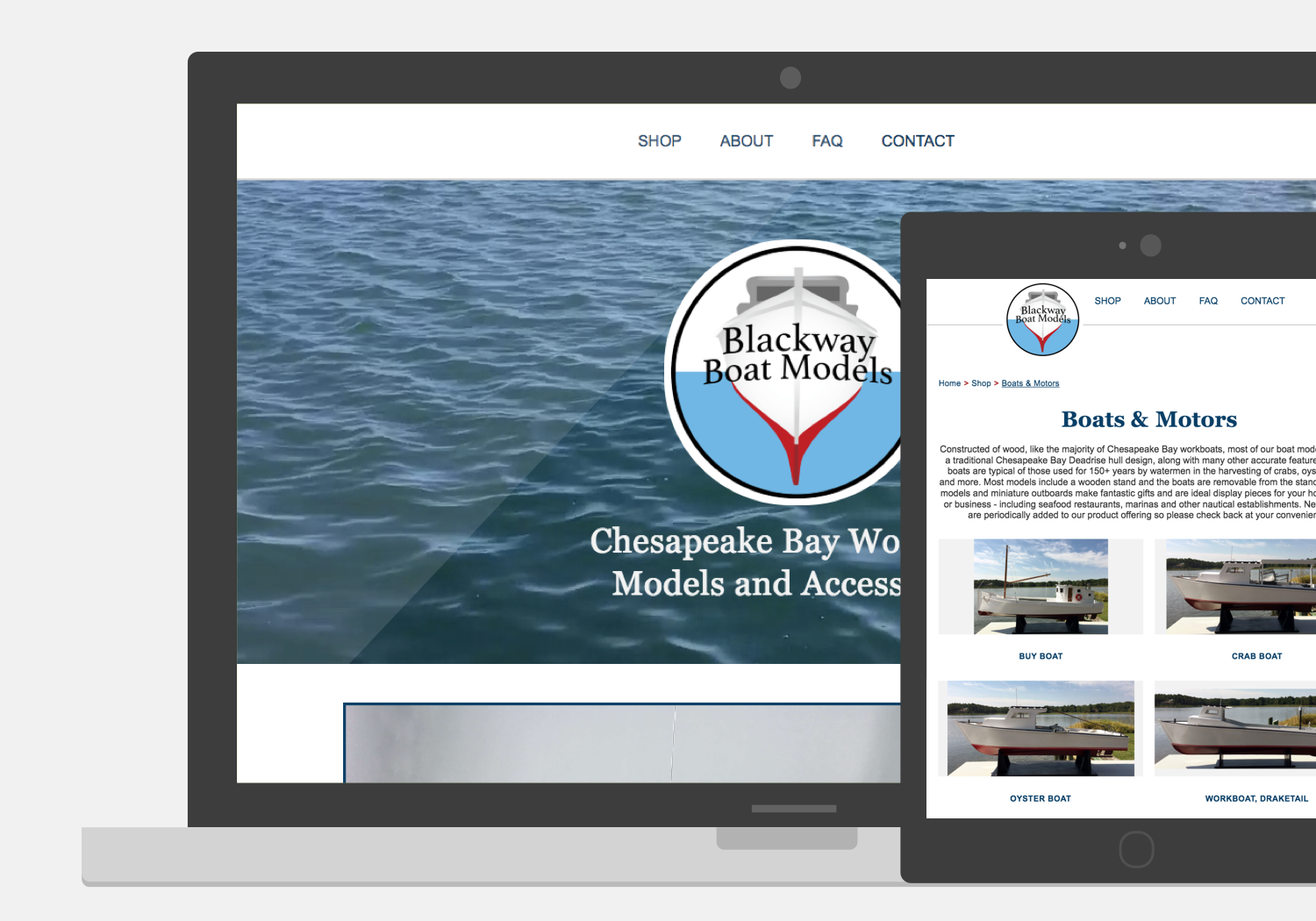 Blackway Boat Models Project Thumbnail