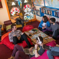 The Old Church: the home for Oban's Backpackers Plus