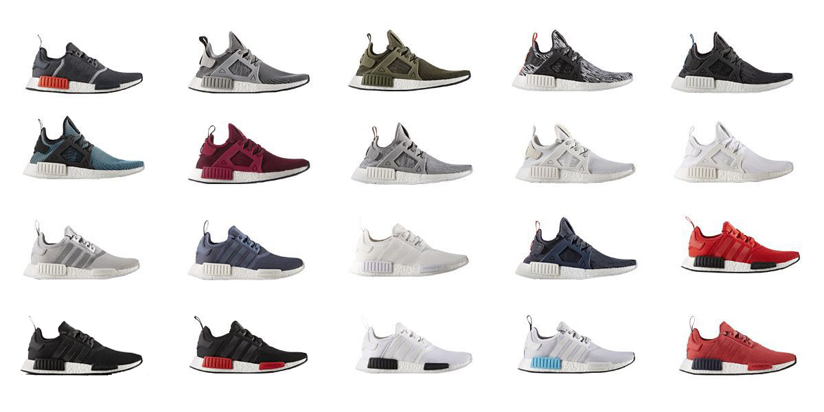 c21df4ea9db adidas Launches the NMD Reflective Pack and Injection Pack