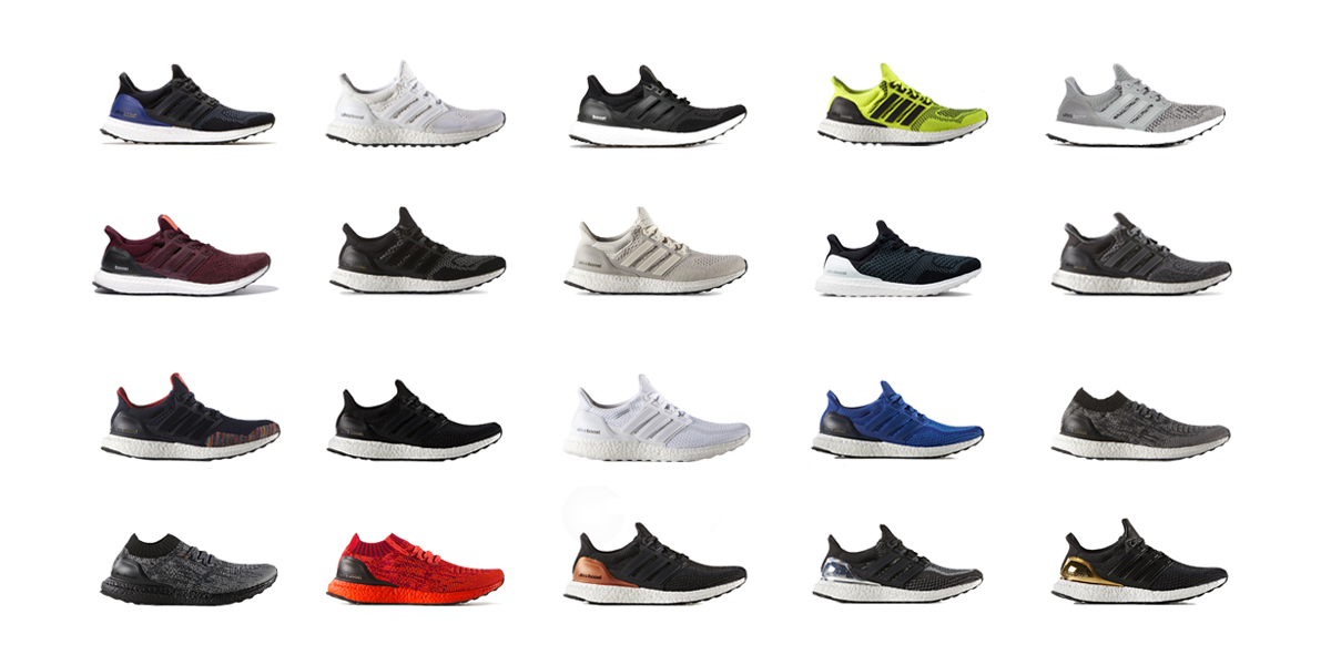 buy popular 09c89 47b0c The History of the adidas UltraBOOST