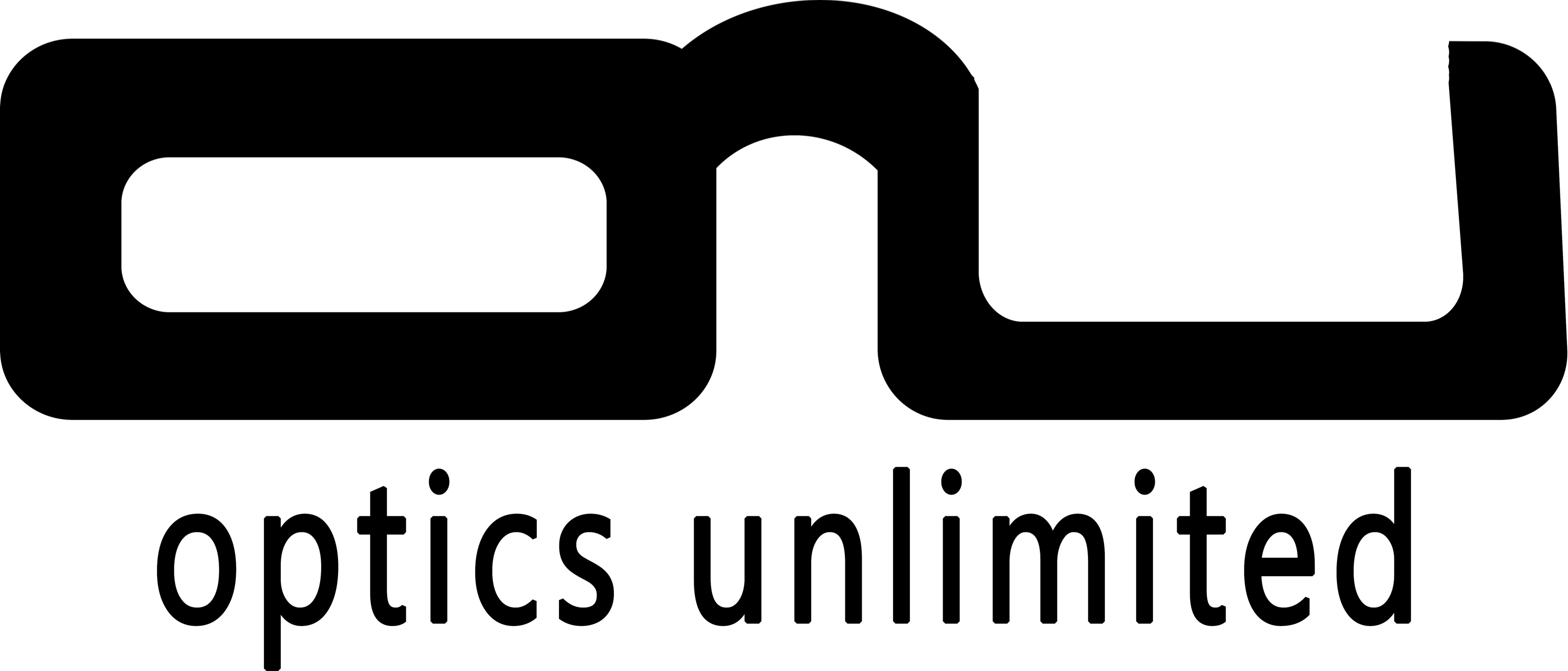 Optics Unlimited Dr Kish Logo
