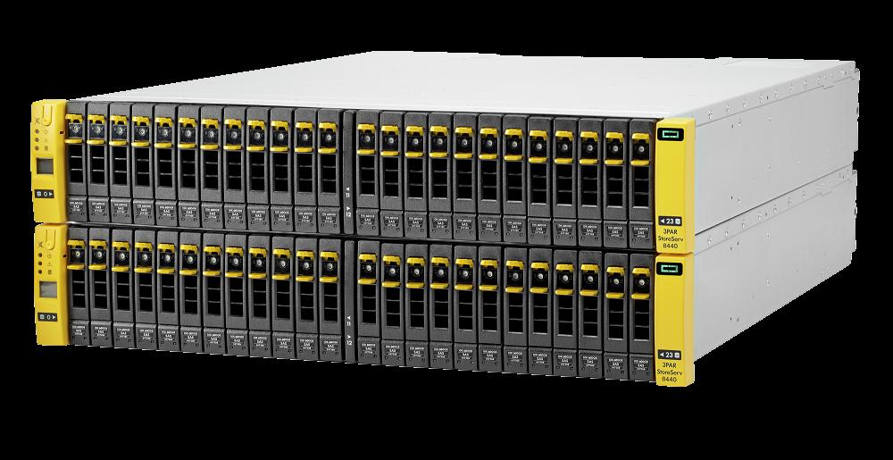 HPE 3PAR StoreServ Storage