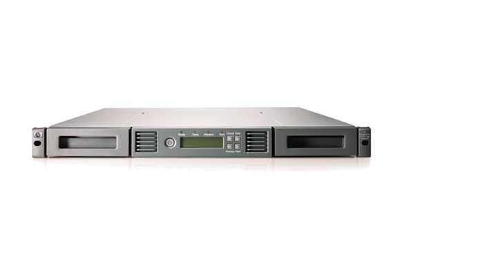StoreEver 1/8 G2 Tape Loader