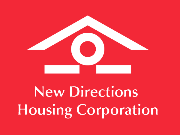 New Directions Housing Corporation Logo Block