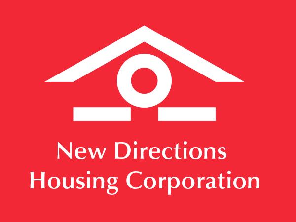 New Directions Housing Corporation Logo Block