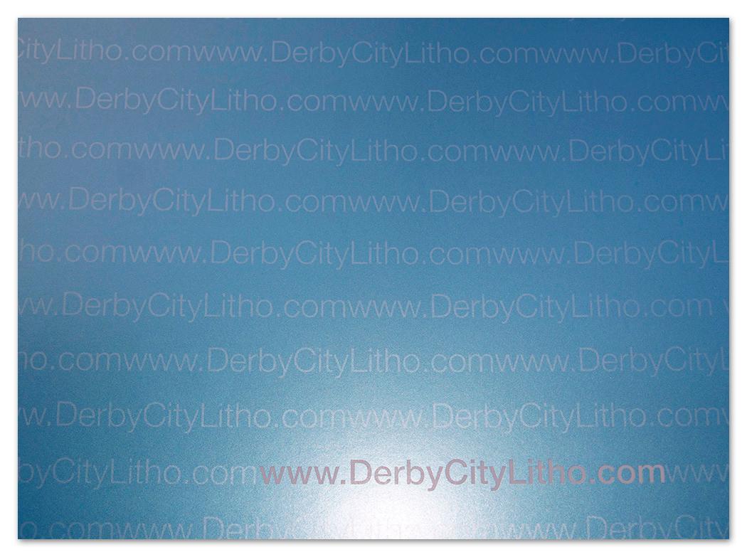 Website Promotion Postcard