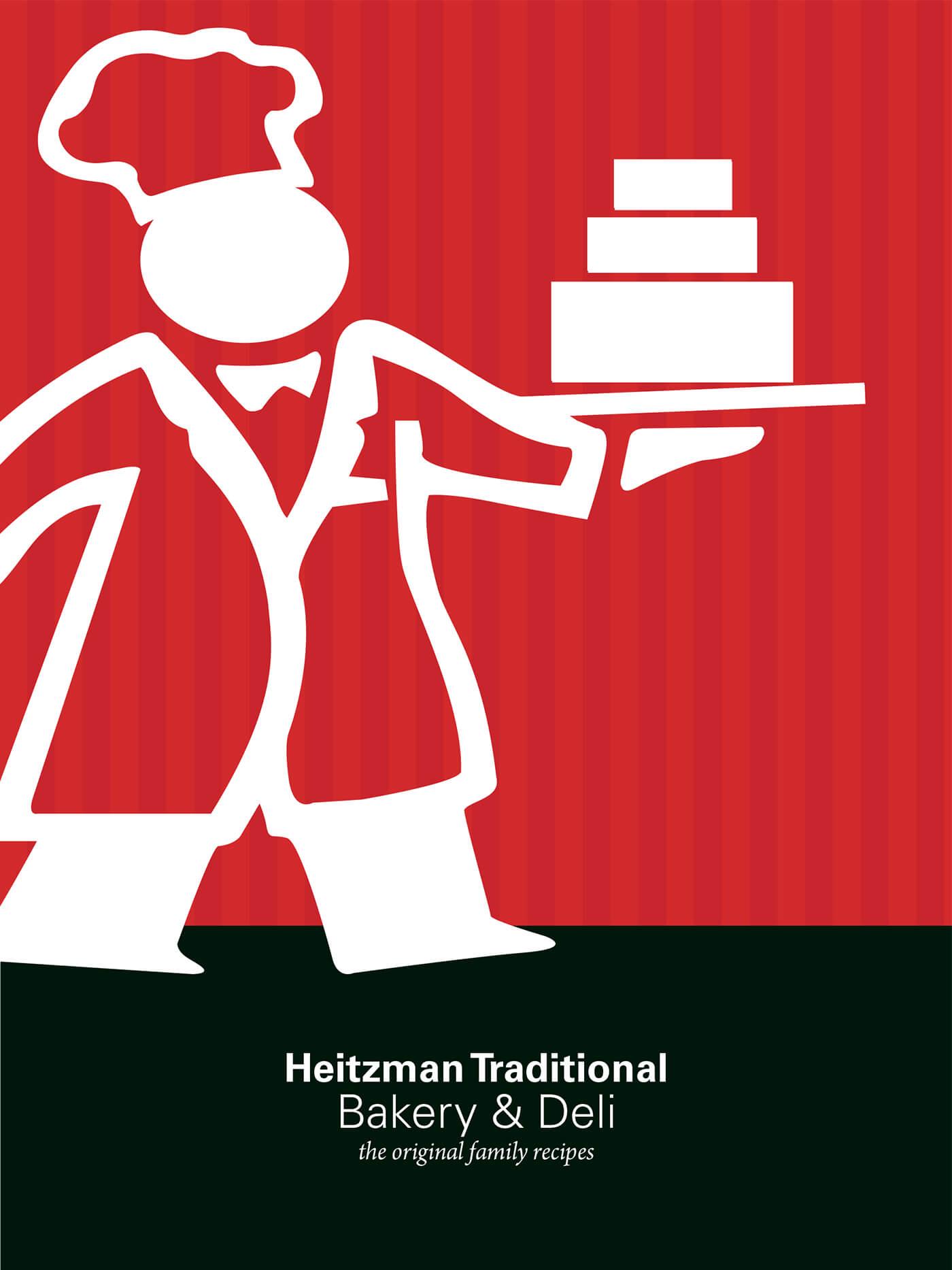 Heitzman Bakery Promotional Materials