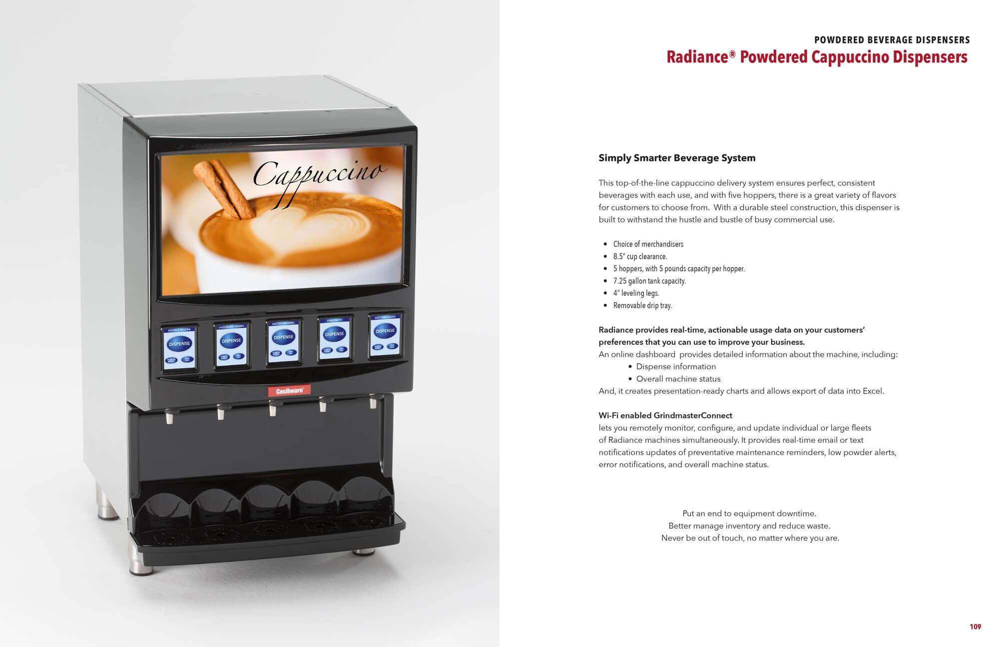 Grindmaster-Cecilware Product Catalog