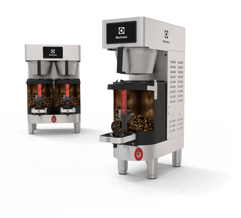 Electrolux Brewers Product Render