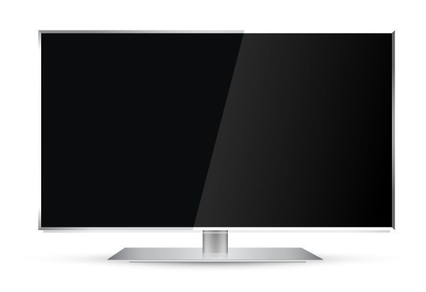 A photo of a TV