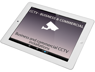 A clickable photo of buisness & commercial CCTV installations