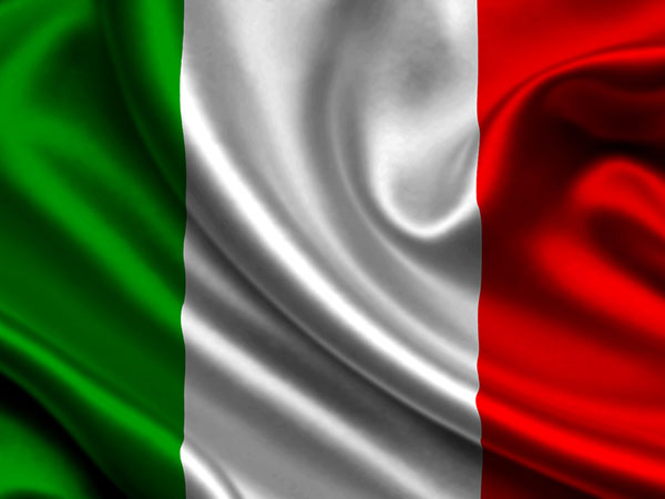 Photo Of Italian Flag