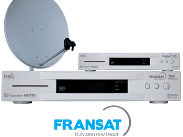 Complete Fransat Nelisat high definition satellite