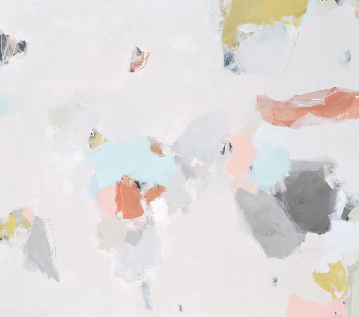 Theresa Girard abstract painting